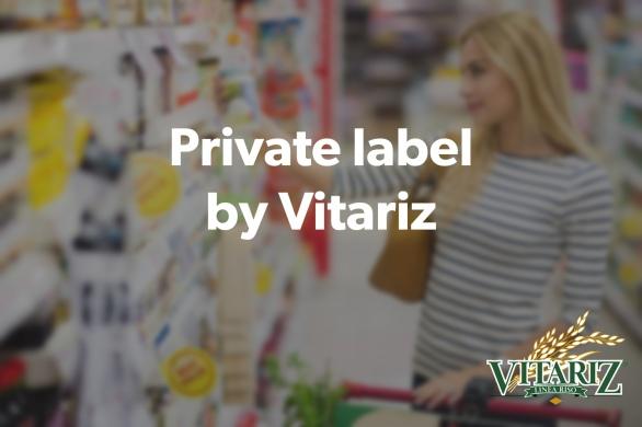 Vitariz rice milk private label offer